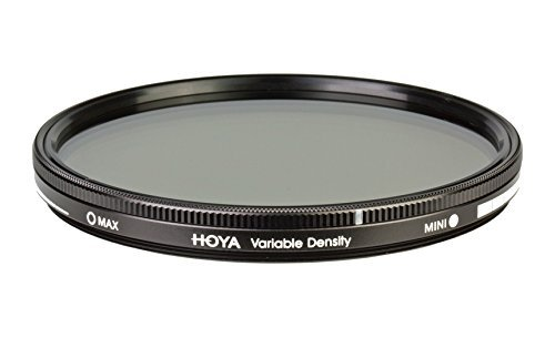 Hoya 77mm Variable Neutral Density (ND) Filter (0.45 to 2.7 (1.5 to 9 stops) by Hoya