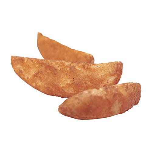 Simplot Seasonedcrisp Savory Batter 10 Cut Wedge French Fry, 5 Pound -- 6 per case.
