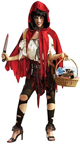 Rubie (Dead Riding Hood Costume)