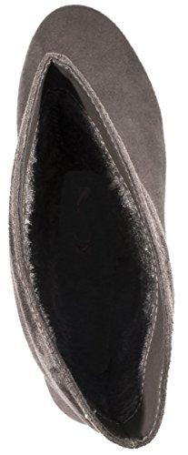 Elara - Botas plisadas Mujer Grau München