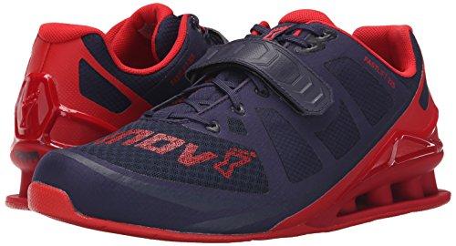 Inov-8 Men's Fastlift™ 325-M Cross-Trainer Shoe, Navy/Red, 12 M US Photo #4