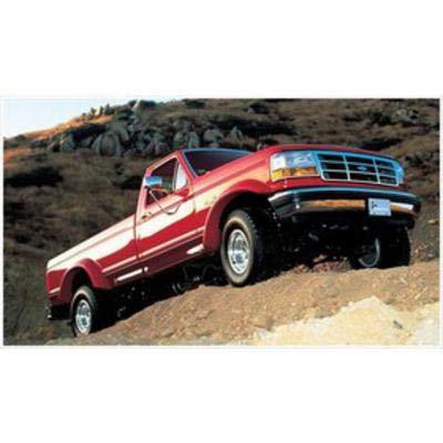 Bushwacker 20904-11 Ford Extend-A-Fender Flare - Set of ()