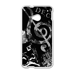 Happy Music Hot Seller Stylish Hard Case For HTC One M7