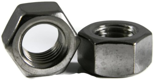 Finish Hex Nuts A2 Stainless Steel - 5M x .8  Qty-250