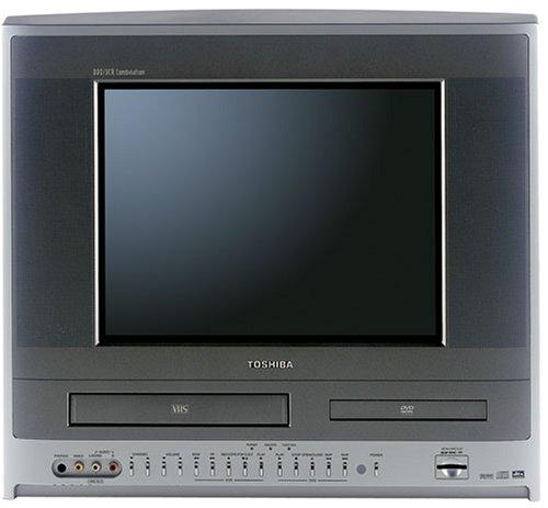 Toshiba MW14F51 14-Inch TV/DVD/VCR Combo