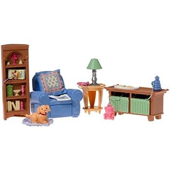 Fisher Price Loving Family Living Room Toys Games