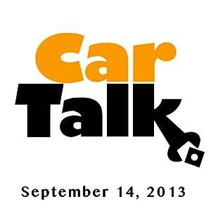 Car Talk, The Stunad Stare, September 14, 2013 Radio/TV Program