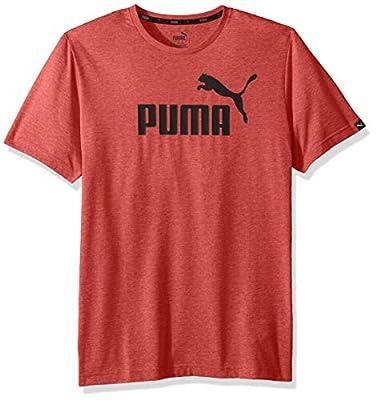 PUMA Men's Essential No.1 Heather T-Shirt