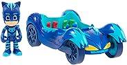 PJ Masks Vehicle - Cat-Car & Catboy Fi