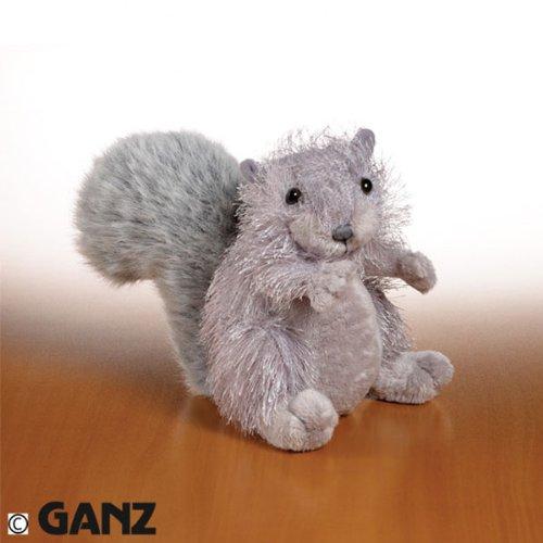 Webkinz Plush Stuffed Animal Squirrel