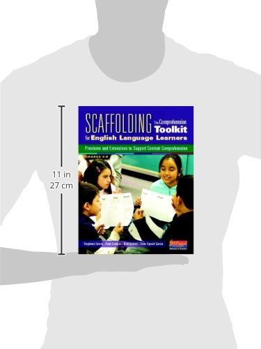 Scaffolding The Comprehension Toolkit for English Language Learners: Previews and Extensions to Support Content Comprehension by FirstHand