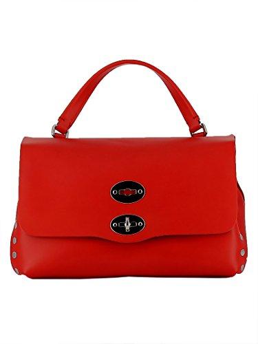 Rouge Main Rouge Femme Sac Taille pour à Zanellato Unique 8f6zqpn