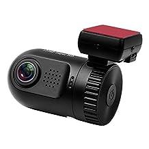 Mini 0805 Dash Camera + GPS Logger| 1296p HD Video /w HDR | Original Ambarella A7LA50 Chip + OV4689 Sensor |
