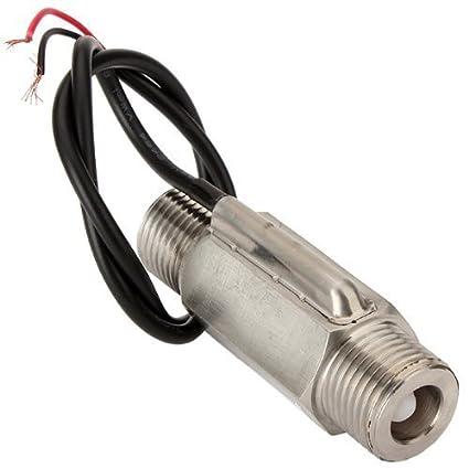 weone cromo magnético interruptor de flujo de agua Sensor de acero inoxidable SUS 304 tipo C