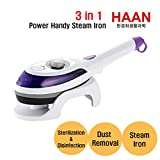 Haan Portable Light Power Handy Electric Steam Iron HI-500VI 220V Clothes Fashionable