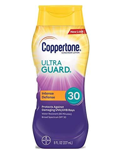 (Coppertone UltraGuard Sunscreen Lotion SPF 30 8 oz)