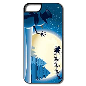Brand New Santa Claus Flying Case For IPhone 5/5s