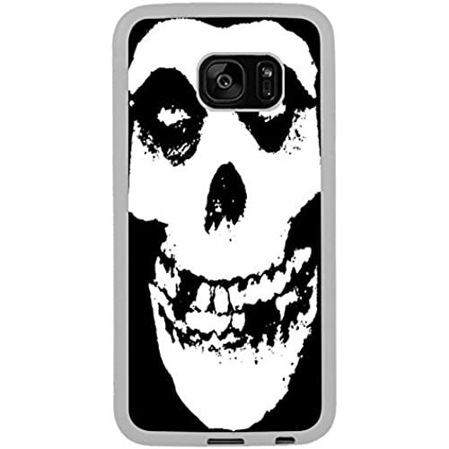 Misfits White Shell Phone Case Fit For Samsung Galaxy S7 Edge,Beautiful Cover Sales