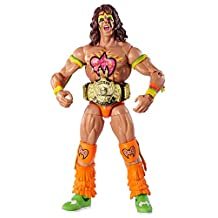 WWE Elite Lost Legends Ultimate Warrior Figure