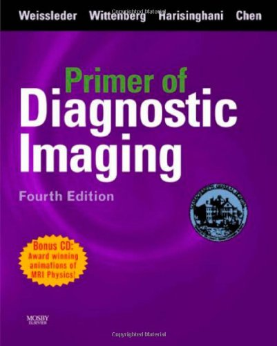 Primer of Diagnostic Imaging with CD-ROM (Weissleder, Primer of Diagnostic Imaging)