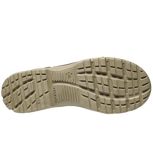 Parade 07 Numex * 28 45 Chaussure De Sécurité Haute Marron, Marron, 07numex * 28 45 Pt48