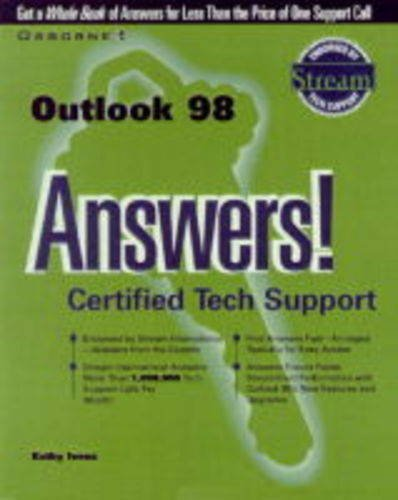 Outlook 98 Answers! Certified Tech (Certified Mail Software)