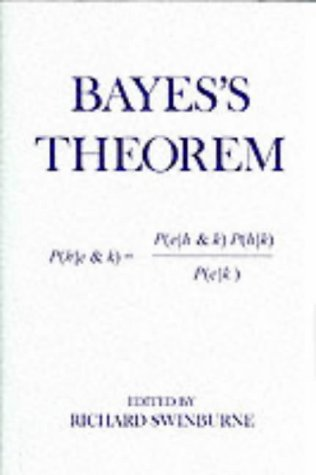 Bayes's Theorem (Proceedings of the British Academy) pdf