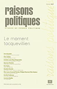 Raison politique,1 : Situations du Tocqueville par  Collectif