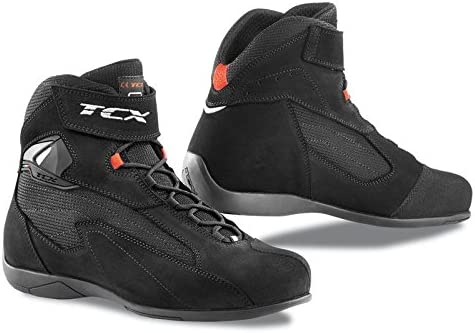 Lacets Bottes Pulse Moto Sport à BotteHommesSportler TCX vm0ON8nw