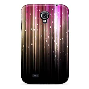 Samsung Galaxy S4 CnW9646tQRB Customized Realistic Iphone Wallpaper Pattern Bumper Cell-phone Hard Covers -VIVIENRowland