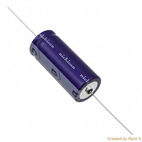 25v 22uF 5x12 2pcs Nichicon VX Axial Capacitors