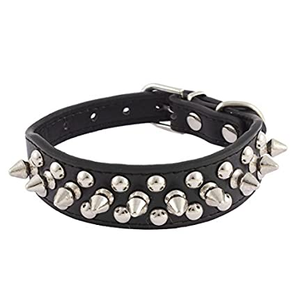 Amazon.com : 23-29cm Collar DealMux Individual Pin Buckle Rivet Accent Pet Dog Cat Neck : Pet Supplies