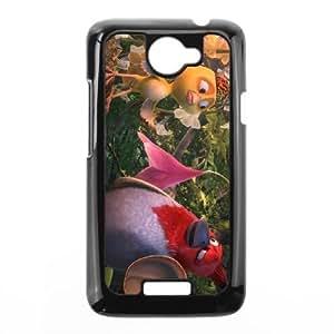 HTC One X Phone Cases Black Rio ERG716044