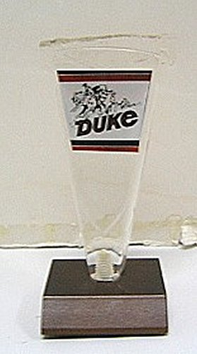 Duke Beer - Duke Beer Acrylic 6 In Tap Handle