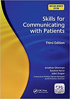 Skills For Communicating With Patients por Suzanne Kurtz epub