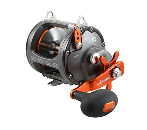 (Okuma Coldwater Wireline High Speed CW-553LS Trolling Reel)