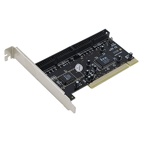 SEDNA - PCI 2 Port IDE (PATA) Controller Adapter Card ()