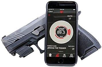 Mantis Sistema de Rendimiento de Disparo X3: Sistema de Seguimiento, análisis, diagnóstico y Entrenamiento en Tiempo Real para el Entrenamiento con Armas de Fuego - MantisX