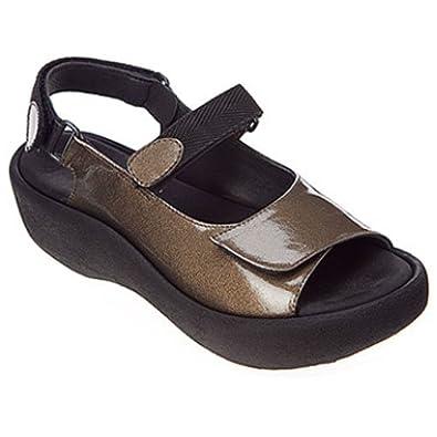 geholpen beste deals voor goede textuur Amazon.com | Wolky Shoes JEWEL OLD COPPER SIZE 38 | Sandals