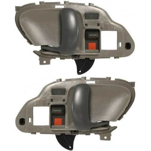 Chevy /GMC Inside Door Handle Bezel Set of 2 - (Gmc Jimmy Inside Door Handle)