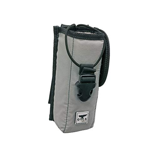 ORCA Gear Flash Light Holder, Grey/Black