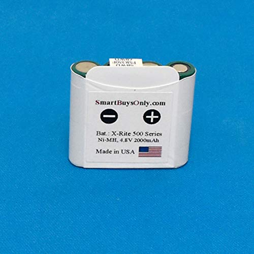 X-Rite 500 Series Replacement Battery Pack SE15-26 New Made in -