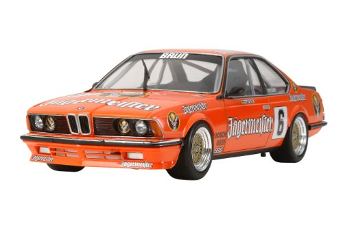 Tamiya 1/24 BMW 635CSI Jagermeister Race Car
