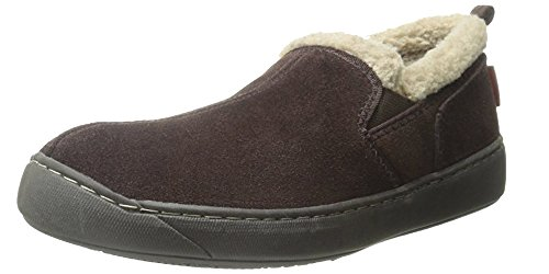 Image of Tamarac by Slippers International Men's Prescott, Root Beer, 10 M US