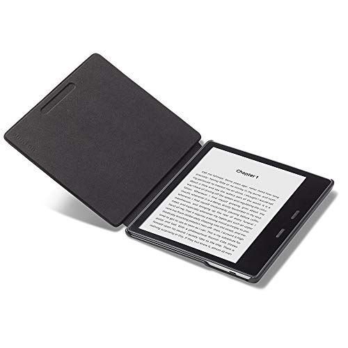 Kindle Oasis Leather Cover, Black