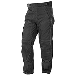 Newfacelook Men's Designer Protective Thermal Motorbike Waterproof Trousers Pants