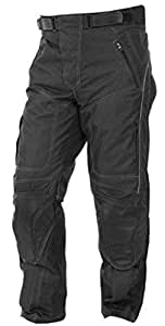 Newfacelook Men's Designer Protective Thermal Motorbike Waterproof Trousers Pants