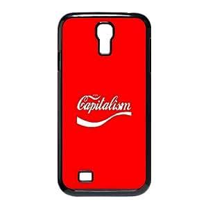 Samsung Galaxy S4 9500 Cell Phone Case Black Capitalism SU4452113