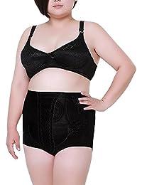 High Waist Tummy Control Silm Panty Smoothing Shapewear Boyshort Thong Briefs Plus Size