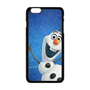 Happy Frozen good quality fashion Cell Phone Case for Iphone 6 Plus
